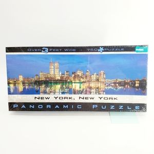 New York Panoramic 750 Piece 3' Long Puzzle ( NEW)